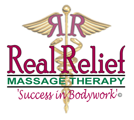 Training Can Be Stressful, Massages Provided By Real Relief Stress Therapy